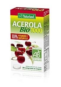 Acerola 1000 Naturland Promo pharma 5 avenue